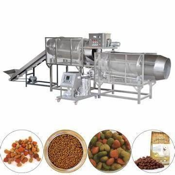 Customized Stainless Steel Dry Dog Food Pellet Making Machine Dry Pet Dog Food Extruder Pet Dog Food Machine Full Automatic Dog Food Pellet Making Machine