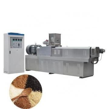 Automatic 3D New Designed Extruded Snack Pellet Food Making Machine