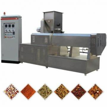 high-efficiency automatic puffing snack food corn grain puffing machine