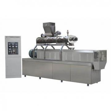 Rice Corn Snack Food High Pressure Grain Puffing Machine