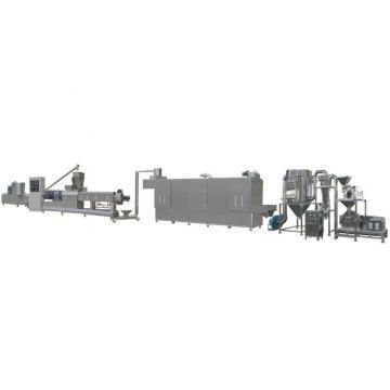 Multi-Function Puffing Food Production Line/Corn Flakes Breakfast Making Machine with Top Quality