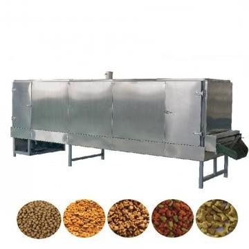 Automatic Double Screw Corn Flour Snacks Extruder Extruded Snack Machine