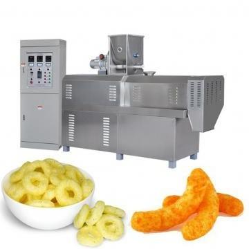 Handyware Directly Extruded Coin Shape Snack Food Machine