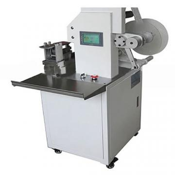 Small Capacity Snack Food Candy Bar Forming Cutting Machine