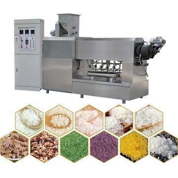 Energy Saving Full Automatic Artificial Nutritional Puffed Rice Machine/ Equipment/ Factory/ Production Making Machine